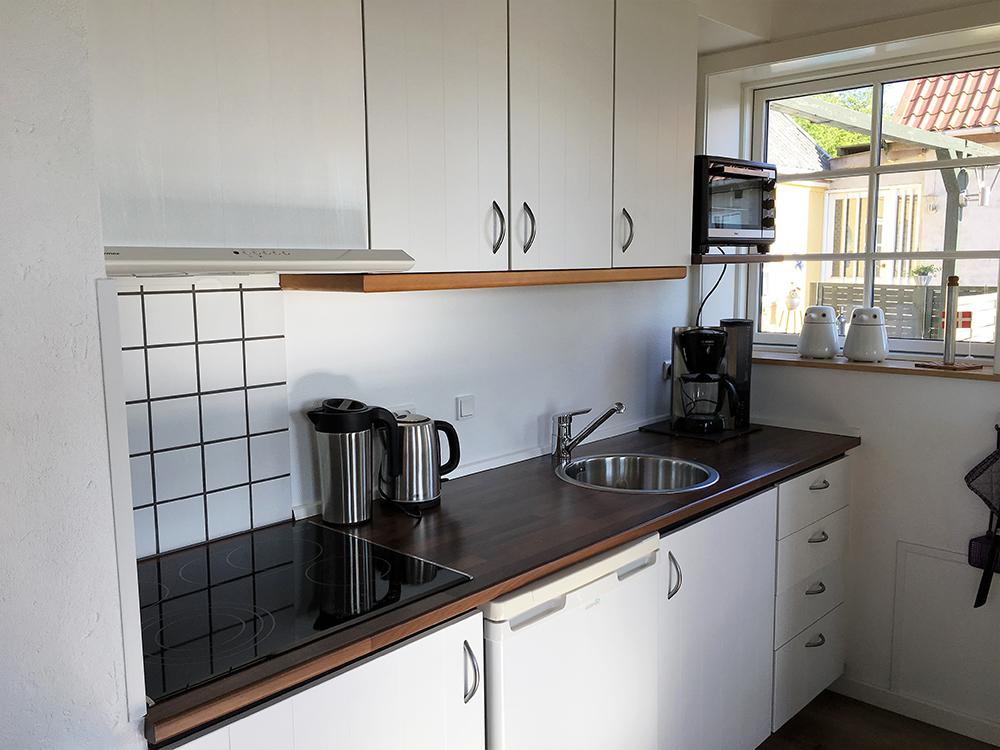 Køkkenplads.